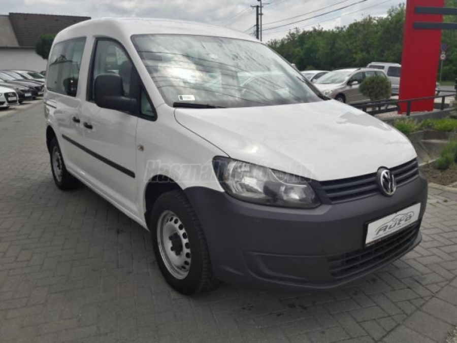 Volkswagen Caddy 1,6 CR TDI